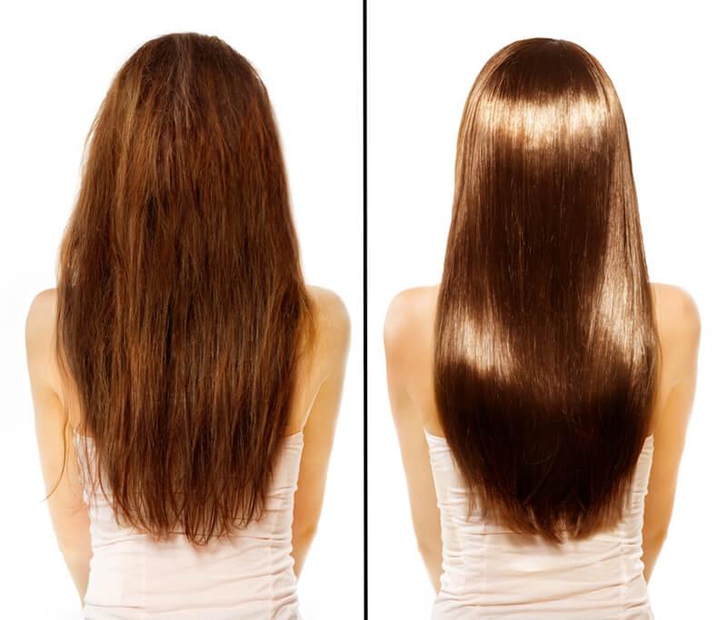 髪の毛のパサパサを治す方法