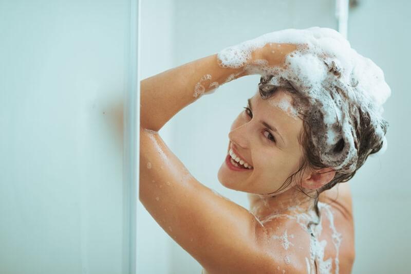 石鹸シャンプーの効果