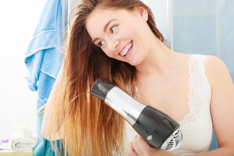 髪の毛の手入れ方法