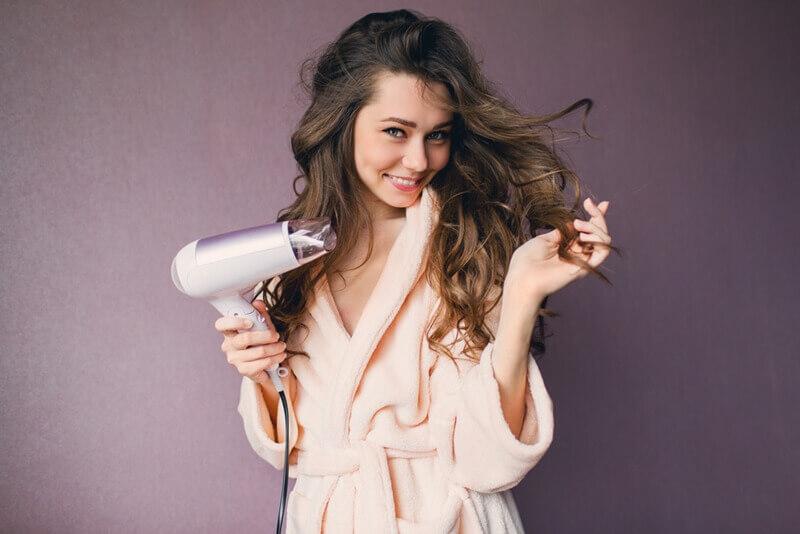 髪の毛のボリュームアップ方法