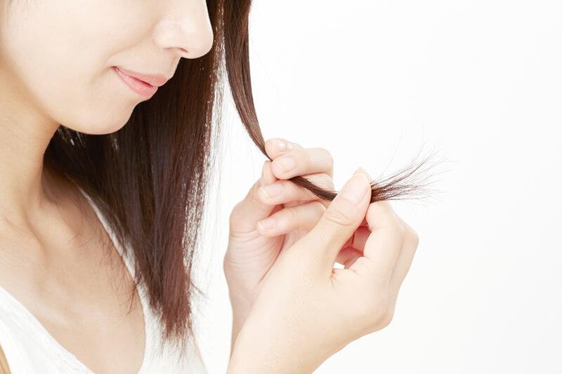 髪の毛の痛みすぎを治す