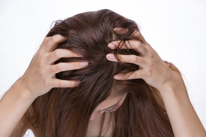 頭皮が痛い原因やかゆみの理由
