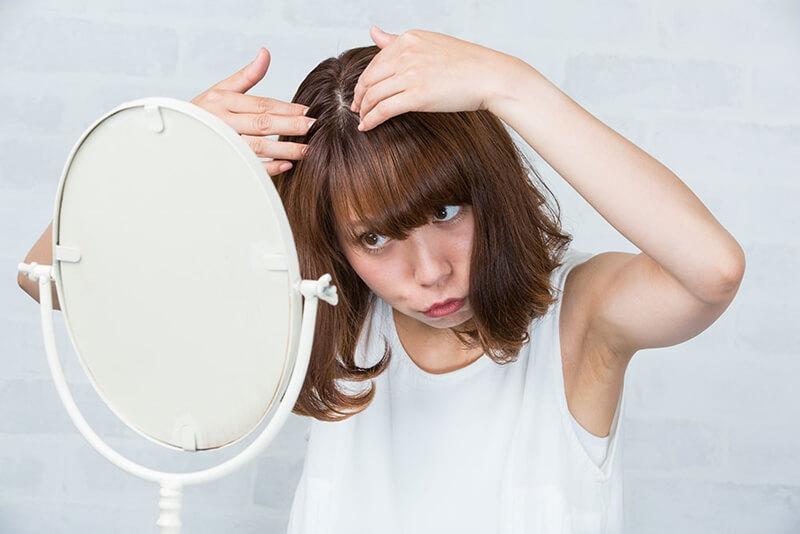 頭皮の角栓の原因