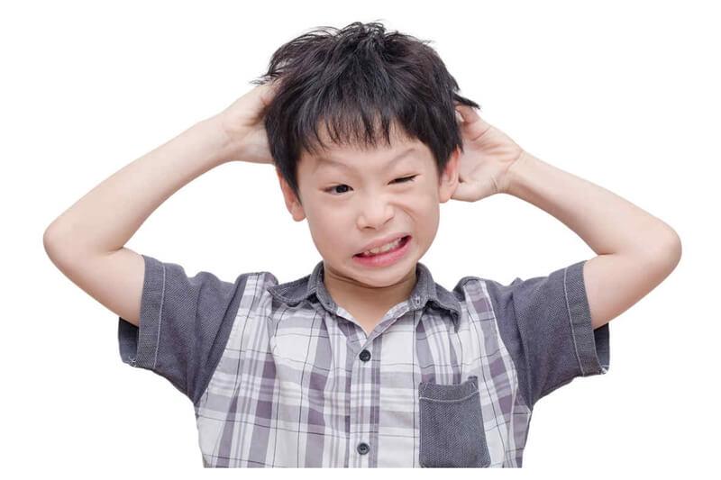 頭皮のかゆみシャンプー子供