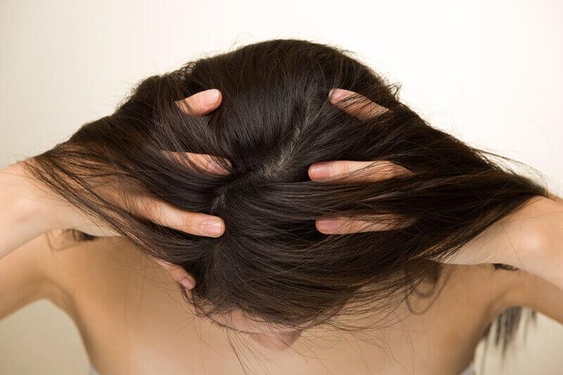 頭皮を保湿する方法