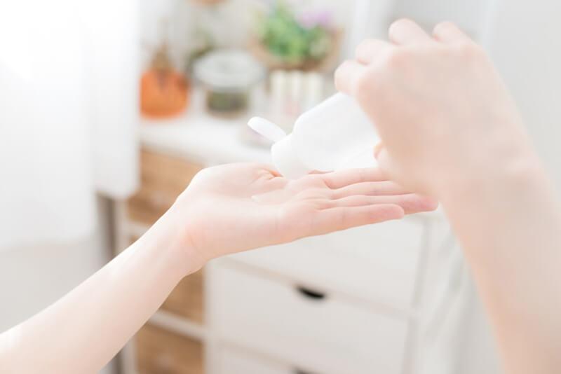 頭皮の化粧水の効果