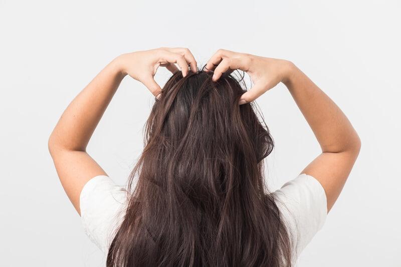 頭皮が固い原因